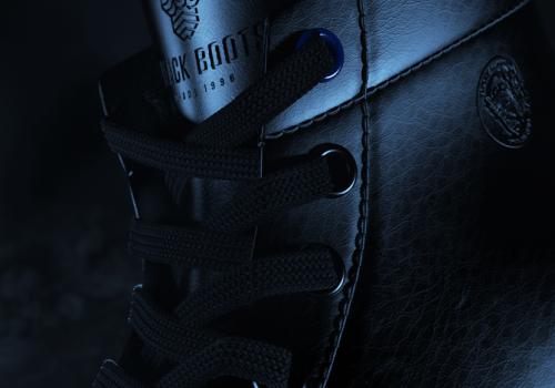 COLLAB BLACKBOOTS X TUPODE