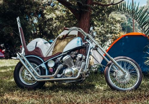 Vida Dura 1 - Honda Shadow VT600